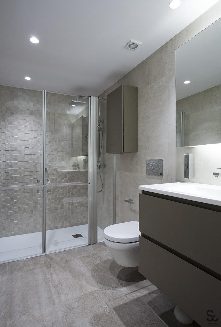 Reforma Baño Adaptado:nuestras obras volver reforma baño adaptado