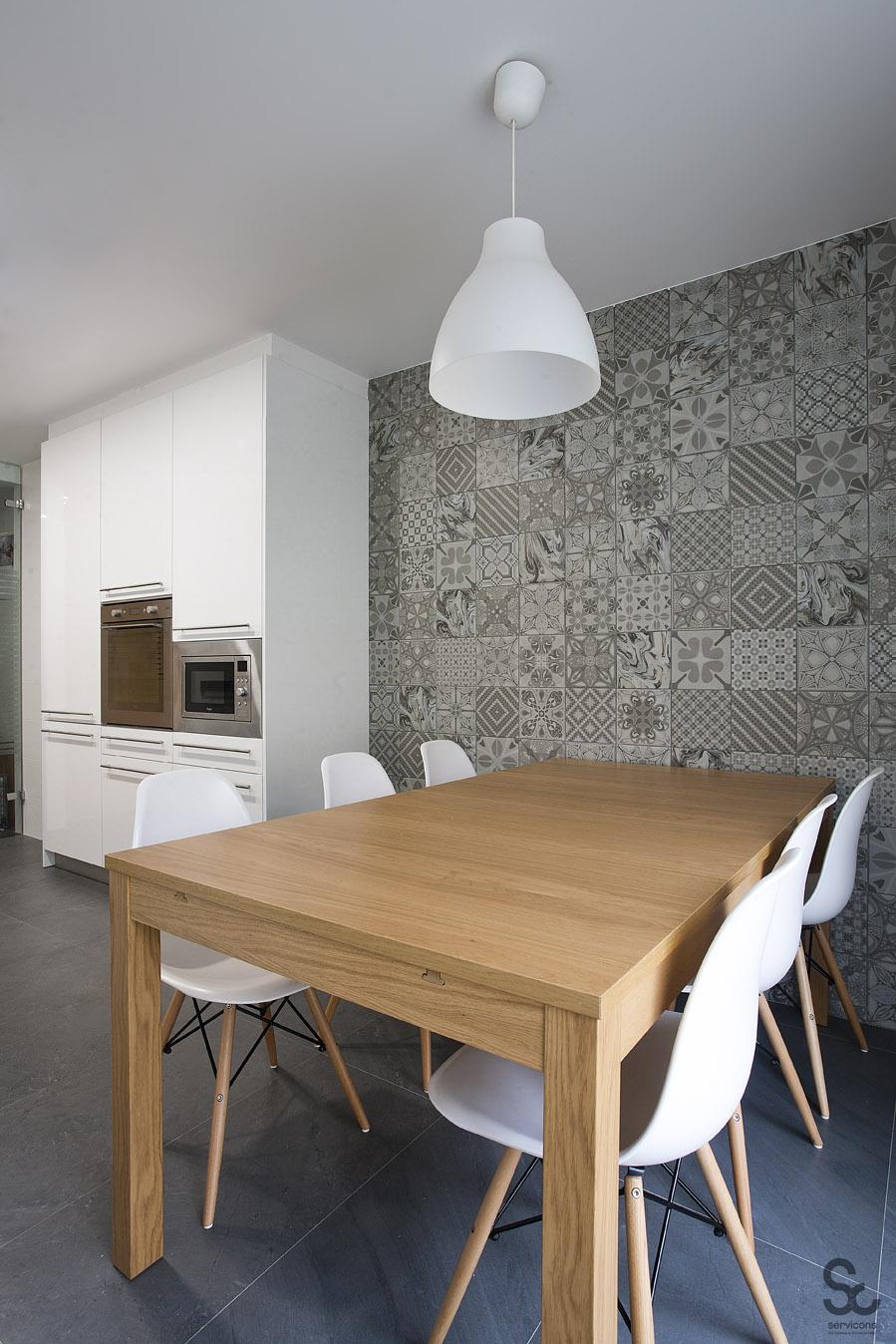 Stunning Mesas Madera Cocina Photos - Casas: Ideas & diseños ...