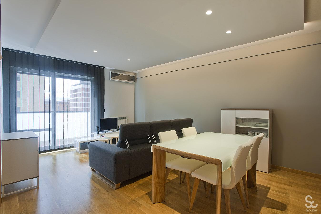 Focos para salon affordable iluminacion indirecta led - Focos para techos ...
